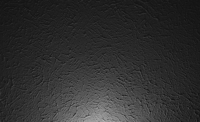 Ceiling design using texture and paint